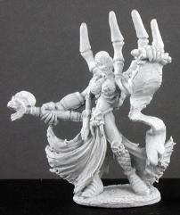 Thora - Female Necromancer