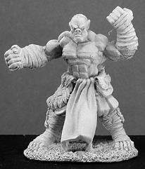 Gungor - Half Orc Monk