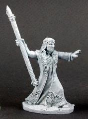 Cirdan - Male High Elf Wizard w/Staff