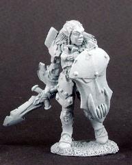 Neroli - Female Half Orc Warrior