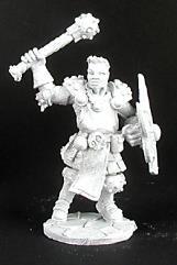Lazarus Ashwinter - Male Cleric