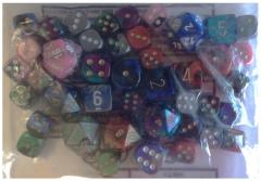 Assorted Gemini Dice (42)
