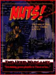 Nuts! - The Game of Man to Man Combat in WWII (1st Edition)