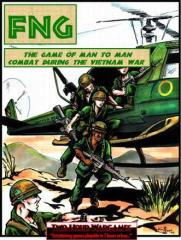 FNG - The Game of Man to Man Combat During the Vietnam War (1st Edition)