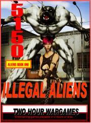 Alien Book #1 - Illegal Aliens