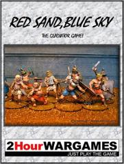 Red Sand, Blue Sky - The Gladiator Game