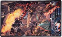 Playmat - Avengers vs. Baron Zemo