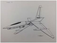 Technical Readout 3055 - Avar Original Art