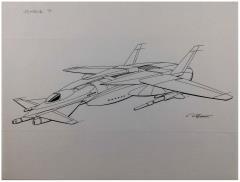 Technical Readout 3055 - Jengiz Original Art