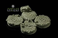 32mm Ancient Ruins (Round Base)