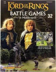 """#32 """"The Ents Smash the Forces of Isengard, Merry and Pippin, Brave Little Hobbits"""""""