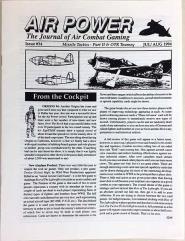 "#34 ""Missile Tactics II, Origins '94 Recap"""