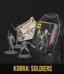 Kobra Soldiers