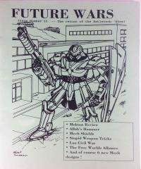 "#35 ""Allah's Hammer, Mech Shields, The Free Worlds Alliance"""