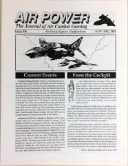 """#36 """"Air Power System Clarifications"""""""