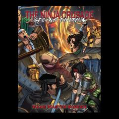 Ninja Crusade, The - GM Screen (2nd Edition)