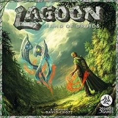 Lagoon - Land of Druids (Kickstarter Edition)