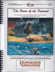 Ruins of the Dammed, The