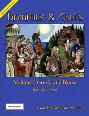Divinities & Cults Volume I - Greek and Norse