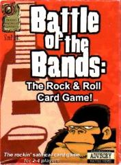 Battle of the Bands - The Rock & Roll Card Game