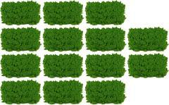 3D Plastic Hedges (Kickstarter Exclusive)