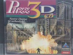 Puzz 3D - Notre Dame Cathedral