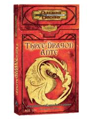 Dungeons & Dragons - Three-Dragon Ante