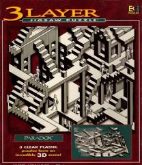 3 Layer Jigsaw Puzzle - Paradox