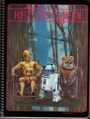 Return of the Jedi - C-3PO, R2-D2, and Wicket
