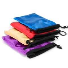 Large Satin Dice Bag (4-Pack)