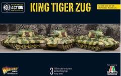 Waffen-SS - King Tiger Platoon