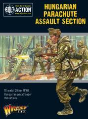 Hungarian Army Parachute Assault Section