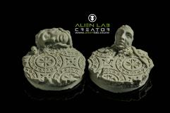 40mm Ancient Ruins (Round Base)