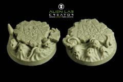 40mm Hell (Round Base)