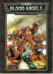 Codex Blood Angels (3rd Edition, 1st Printing)
