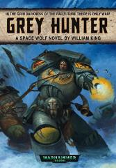 Space Wolf #3 - Grey Hunter
