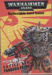 Battle for Pandora Prime - Orks Deck