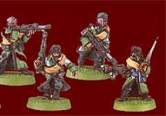 Valhallan Guard w/Heavy Bolter