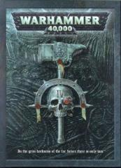 Warhammer 40,000 Rulebook (4th Edition)