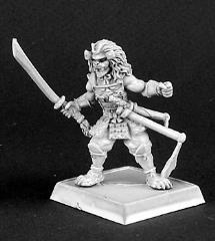 Lion Clan Samurai