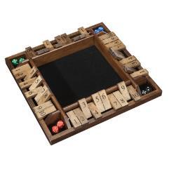 Shut the Box - 4 Player