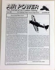 """#49 """"New Fighting Wings Vertical Flight Rules"""""""