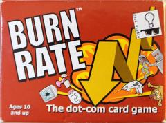 Burn Rate - The Dot-Com Card Game