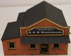 A&D Hardware (Pre-Painted) #1