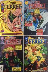 Ferret, The Collection - 4 Issues!