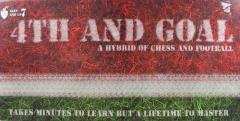 4th and Goal - A Hybrid of Chess and Football
