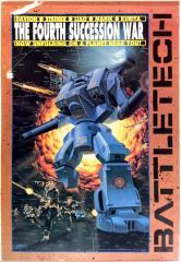 Fourth Succession War Promo Poster Original Mock-Up
