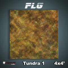 4' x 4' - Tundra #1