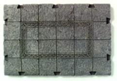 """Floor Tile 4"""" X 6"""""""
