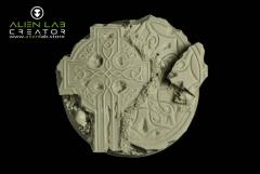 50mm Temple Ruins (Round Base